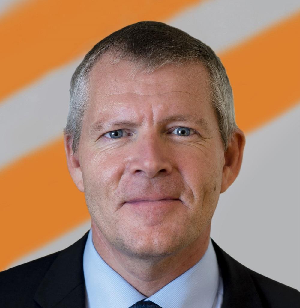 Morten Engelstoft er ny i Executive Board. Foto: A.P. Møller-Mærsk A/S