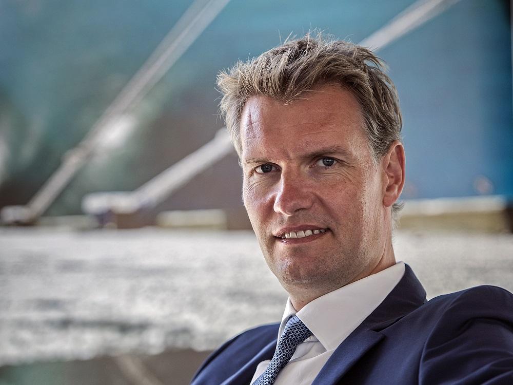 A.P. Møller-Mærsk A/S udvider Executive Board med Søren Toft
