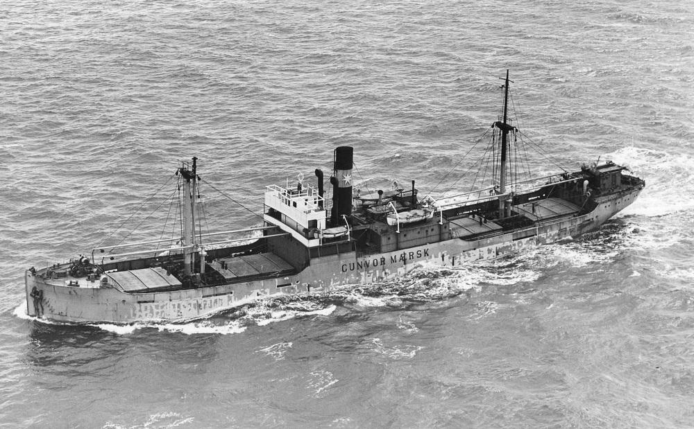 Mærsk-skibe under Anden Verdenskrig