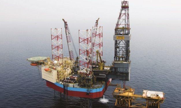 Fra Maersk Drilling til Maersk Contractors