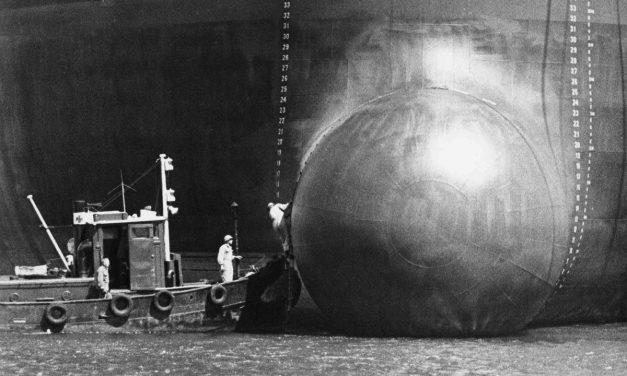 Supertankeren Dorthe Mærsk 1969