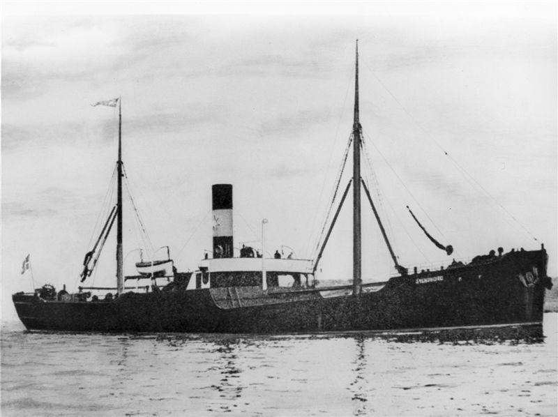 A.P. Møllers første skib