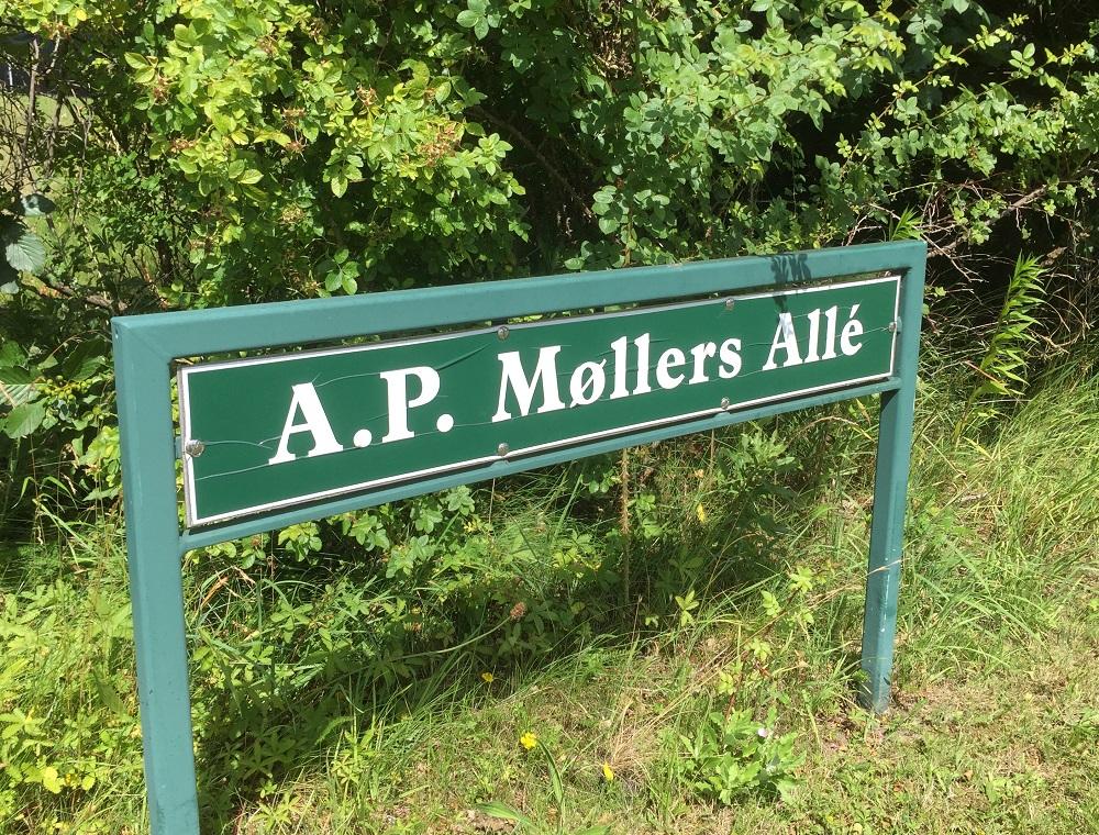 A.P. Møllers Allé i Dragør