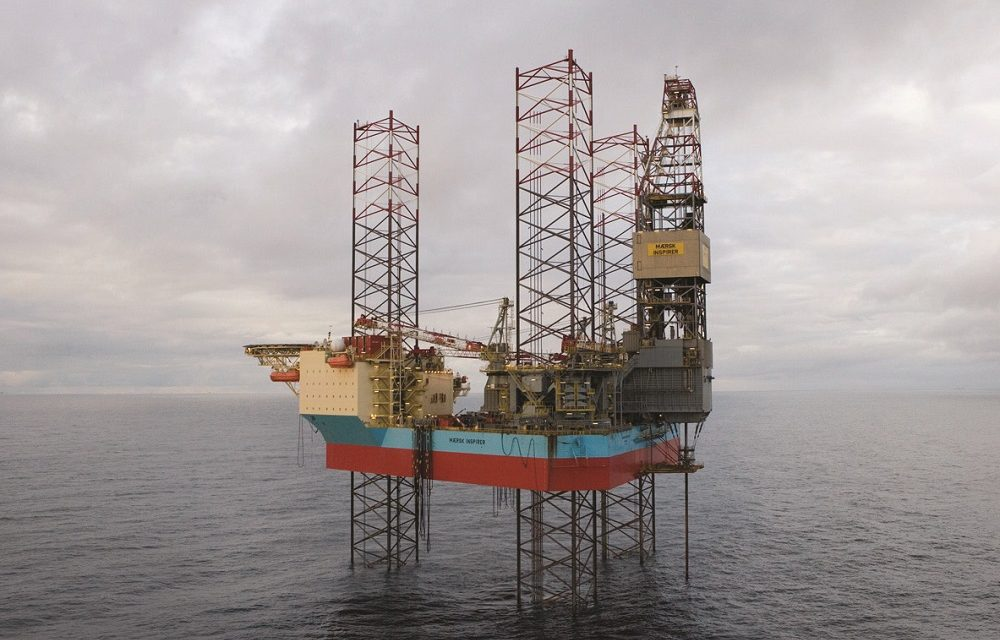Boreplatformene i Maersk Drilling børsnoteres april 2019