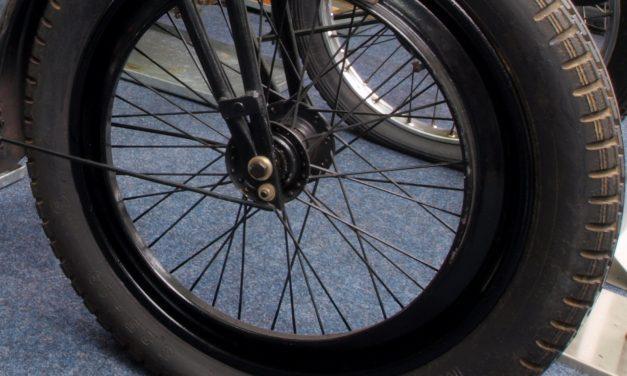 Motorcyklen fra DISA