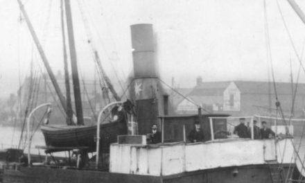 Laura blev Mærsk-slægtens første skib