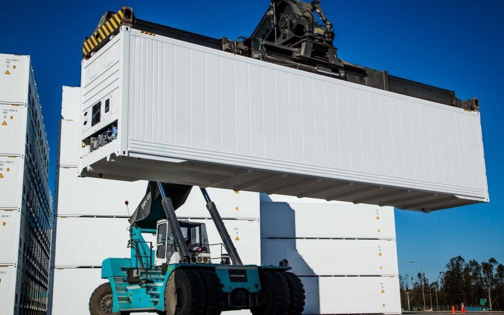 Mærsk Container Industry lukker i Chile