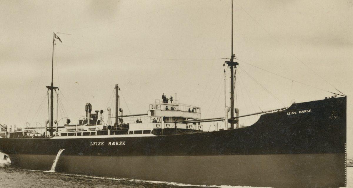 Maersk Line runder 90 år – sådan startede det hele