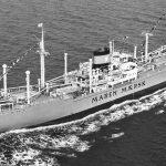 Fragtskibet Maren Mærsk 1953