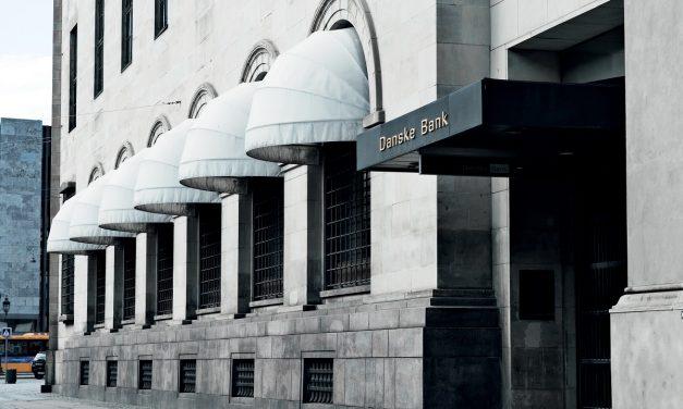 Historien om Danske Bank og Mærsk-koncernen