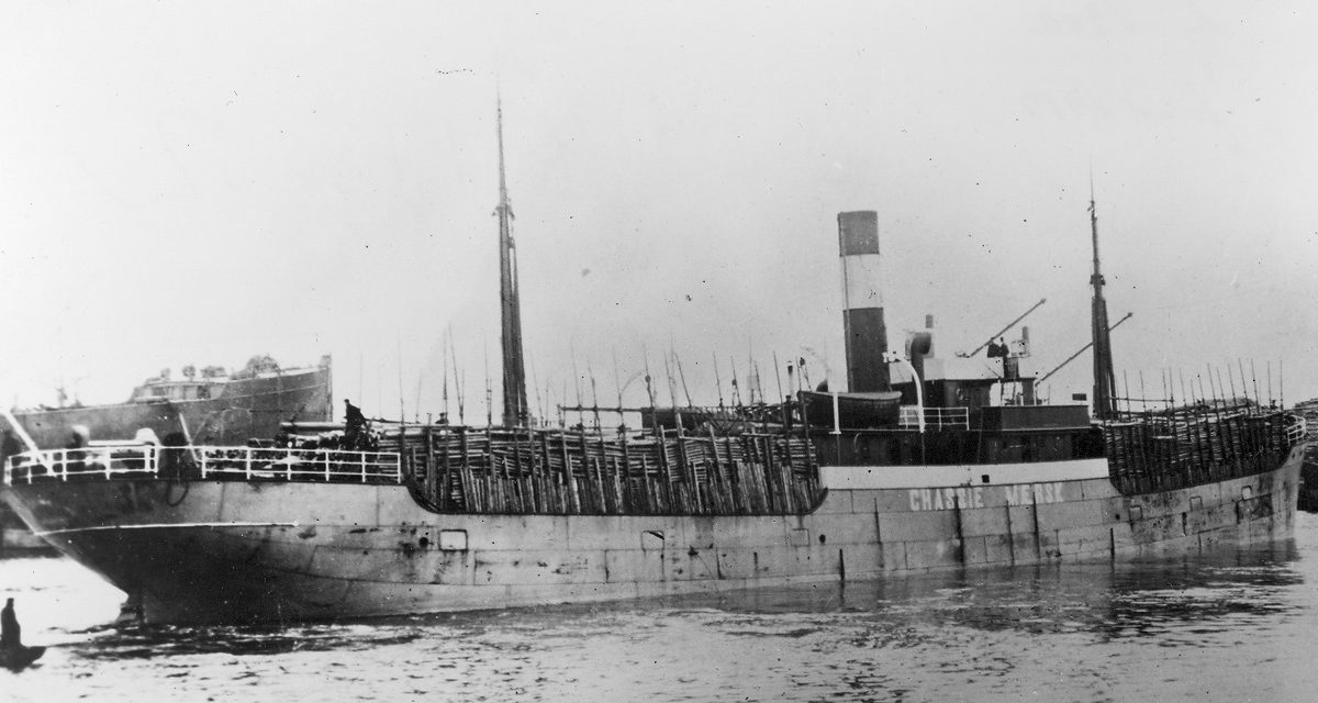 Mærsk-rederierne under Første Verdenskrig